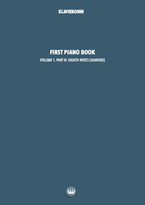 First Piano Book: Vol 1, Part IV Cover