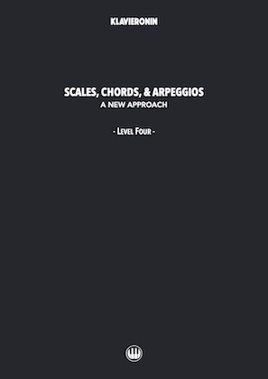 Scales, Chords, & Arpeggios: Level 4 Cover