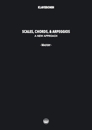 Scales, Chords, & Arpeggios: Mastery Cover